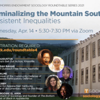 Criminalizing the Mountain South: Fighting Back