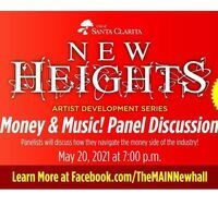 New Heights - Virtual Arts Symposium - Money and Music