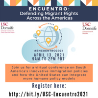 Encuentro: Defending Migrant Rights Across the Americas