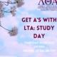 Lambda Theta Alpha Latin Sorority, Incorporated: Delta Phi Chapter Get As with LTA: Study Day
