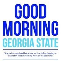 NWT: Good Morning Georgia State Breakfast
