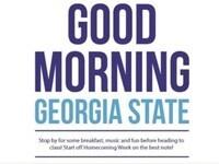 Good Morning Georgia State