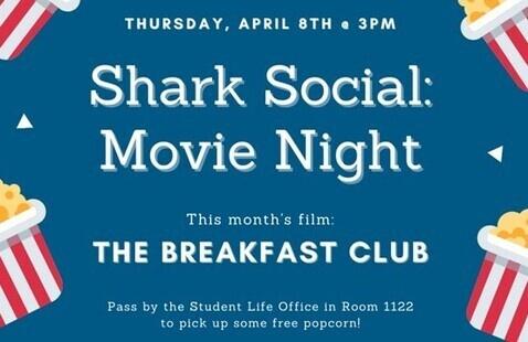 Shark Social: Movie Night