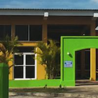 Photo of school in Nicaragua