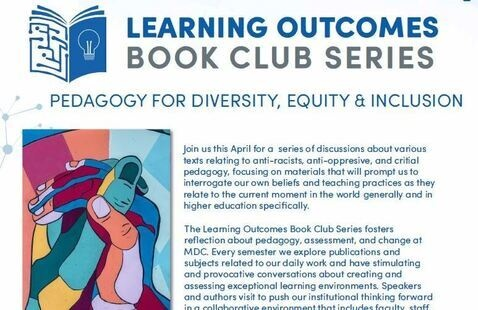 Learning Outcomes Book Club Series: Pedagogy for Diversity, Equity, & Inclusion
