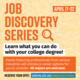 Career Panel & Networking in the Aerospace Industry (Job Discovery Series)