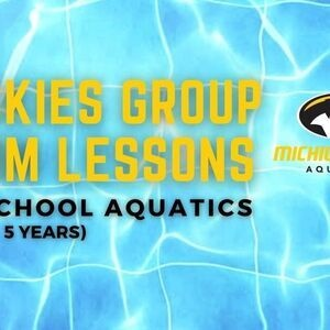 Featured event photo for Preschool Huskies Group Swim Lessons Summer Session 1