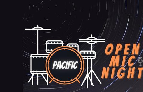 Pacific Open Mic Night