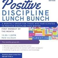 Positive Discipline Lunch Bunch