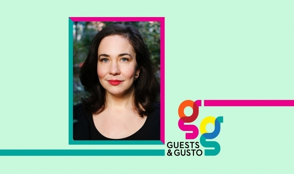 Talk cutting-edge art and business with NYC gallerist Allegra LaViola on 'Guests and Gusto'