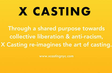 X casting flyer