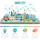 What makes a Smart City? How to find a career path.