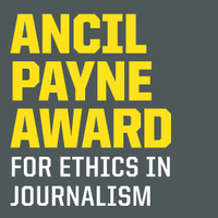 Ancil Payne Award for Ethics in Journalism