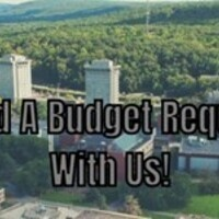 Making a Budget Request Event