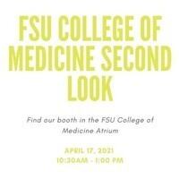 FSU College of Medicine Second Look