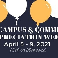 Off-Campus & Commuter Student Appreciation Week - Schedule of Events!