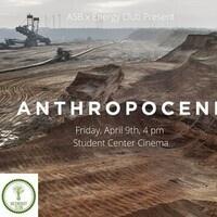 Movie Night: Anthropocene