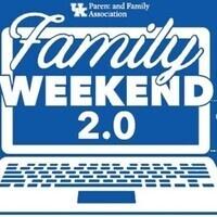 Family Weekend 2.0 Virtual Kick-off