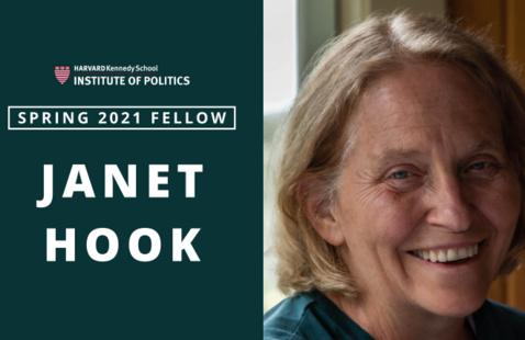 IOP Fellow Janet Hook