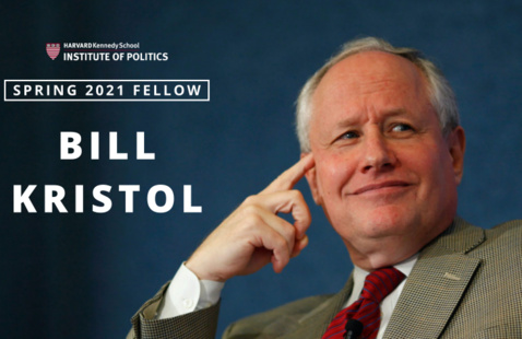 IOP Fellow Bill Kristol