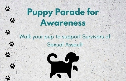Puppy Parade for Awareness