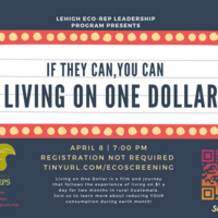 "If They Can, You Can ""Living on One Dollar"" 