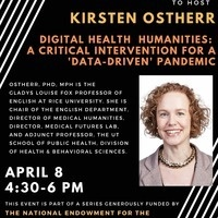 Digital Health Humanities: A Critical Intervention for a 'Data-Driven' Pandemic
