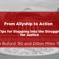From Allyship to Action: Tips for Stepping into the Struggle for Justice