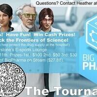 BigPharma Tournament at The UKFCU Esports Lounge
