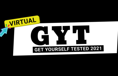 Virtual Get Yourself Tested (GYT)