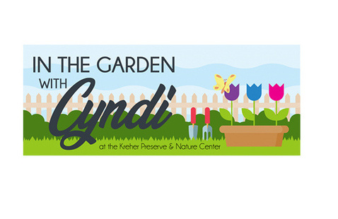 In The Garden With Cyndi