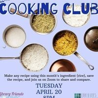 All-Ages Cooking Club