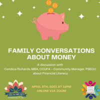 Family Conversations about Money | Center for Gender Equity