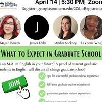 What to Expect in Graduate School