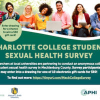 Charlotte College Student Sexual Health Survey (K&A Study)