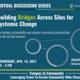 Building Bridges Across Silos for Systemic Change Workshop