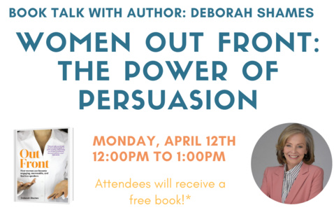 Women Out Front: The Power of Persuasion