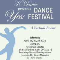 K Dance presents Yes! Dance Festival