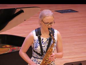 Caitlyn Rund, Saxophone - Senior Recital