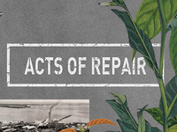 Preston Thomas Memorial Symposium: Acts of Repair