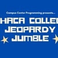 Ithaca College Jeopardy Jumble with Campus Center Programming!