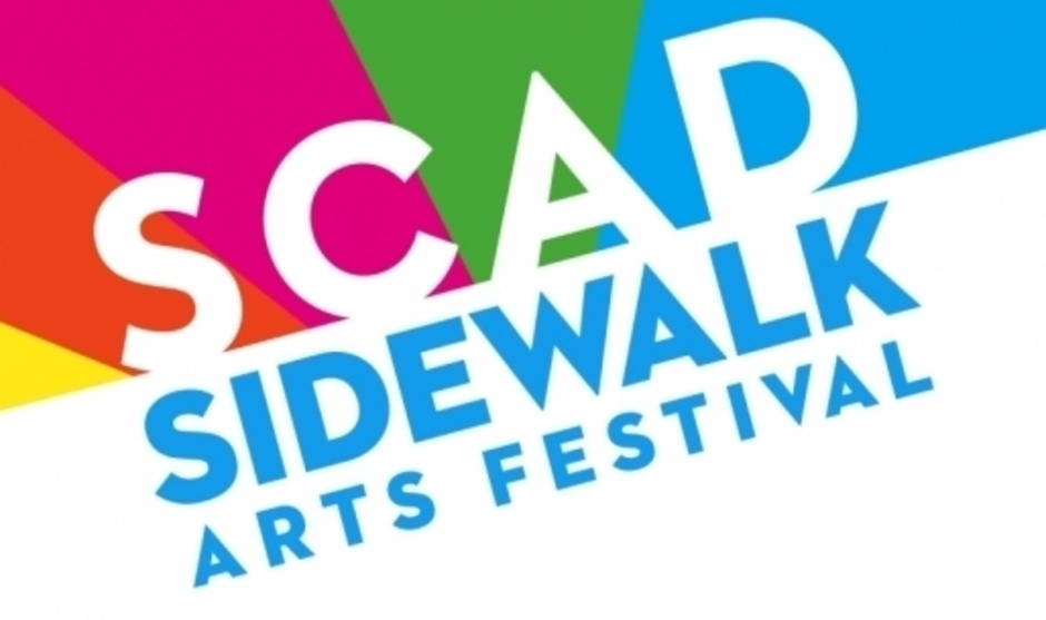 Claim your virtual square at SCAD Sidewalk Arts Festival 2021