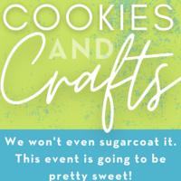 GEE Presents: Cookies & Crafts