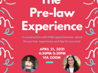 The PAM Pre-law Experinece