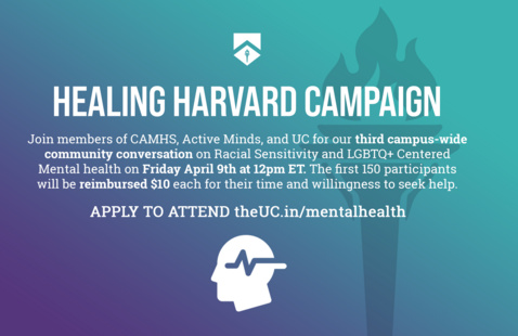 Healing Harvard for College Students
