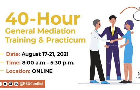 General Mediation Training