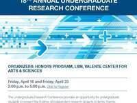 18th Annual Undergraduate Research Conference