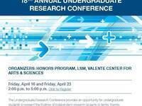 18th Annual Undergraduate Research Conference