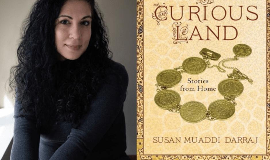 author Susan Muaddi Darraj