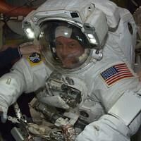 Michael Fincke by NASA